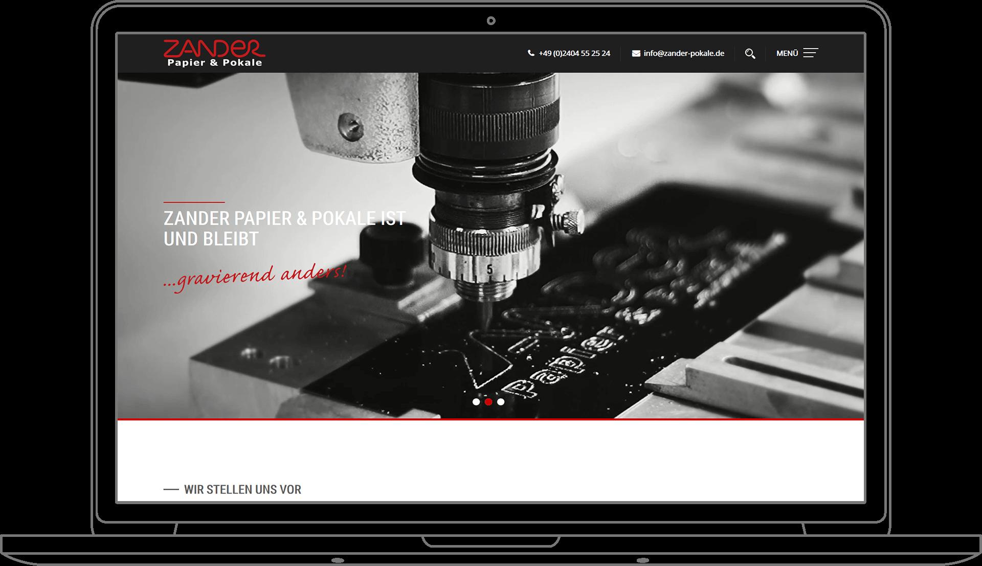 Pixelschmied Project Zander Pokale